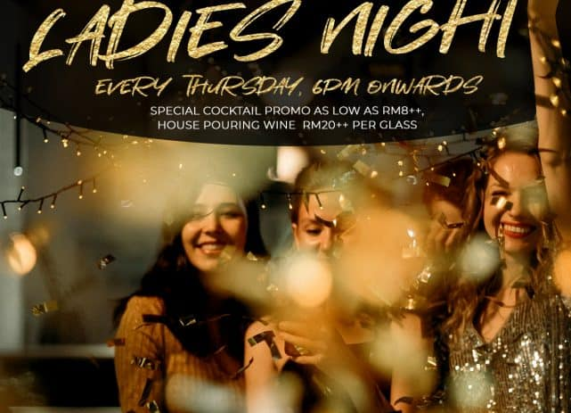 Ladies Night Every Thursday